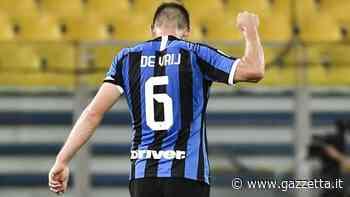 Inter, dietro si balla? Conte si affida a De Vrij