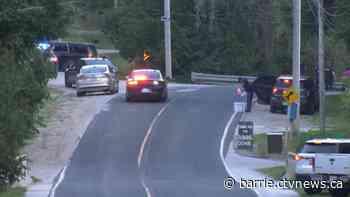 Deadly motorcycle crash near Creemore   CTV News - CTV News