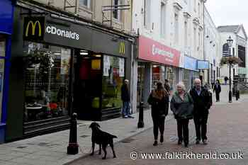 Falkirk's High Street McDonald's closed permanently - Falkirk Herald