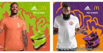McDonald's, Adidas Lace-Up Collab with NBA Players - License Global