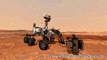 Mars-Rover soll Spuren von ehemaligem Leben finden