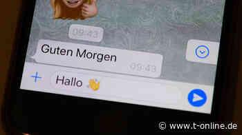 WhatsApp: Mit diesem Widget haben Sie neue Nachrichten sofort im Blick