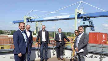 Streit um Andernacher Hafenlärm: Neuwied zieht Klage zurück - Rhein-Zeitung
