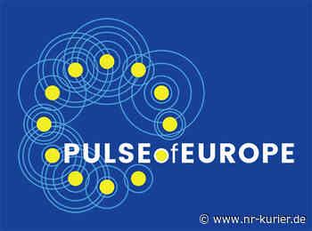 Pulse of Europe Neuwied lädt zur Demo - NR-Kurier - Internetzeitung für den Kreis Neuwied