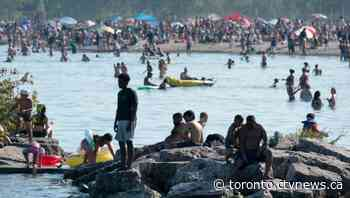 Toronto mayor urges 'common sense' at beaches ahead of scorching weekend