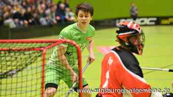 Floorball: Die Red Hocks Kaufering schlagen einen neuen Weg ein - Augsburger Allgemeine