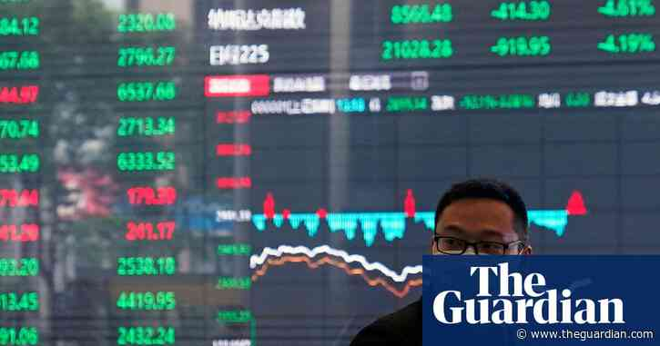 China's stock market closes at highest level in five years