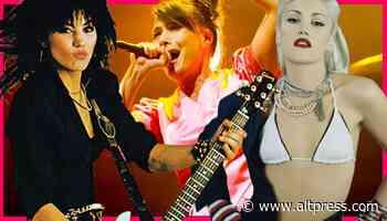 Best rock frontwomen | Alternative female vocalists | Women rock singers - Alternative Press