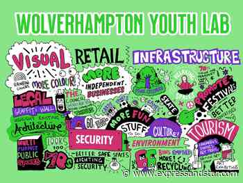 Young Wolverhampton people helping shape future of the high street - expressandstar.com