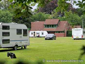Travellers moved on from Wolverhampton gym grounds - expressandstar.com
