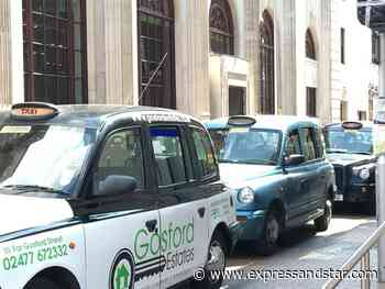 Online register set to be launched for taxi drivers in Wolverhampton - expressandstar.com