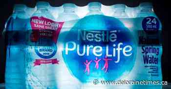 Nestle Canada selling bottled water business to local family-owned company - Deloraine Times