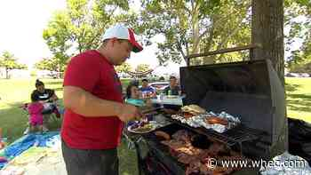 Holiday grilling: Pandemic forces new precautions