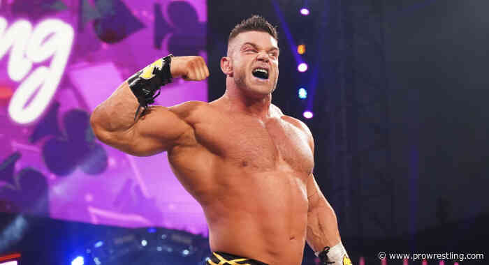 Brian Cage Was Originally Supposed To Be Part Of AEW's Double Or Nothing In 2019
