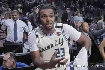 Sterling Brown opens up on experience of police brutality
