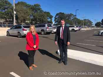 Council introduces smart parking technology - Central Coast Community News