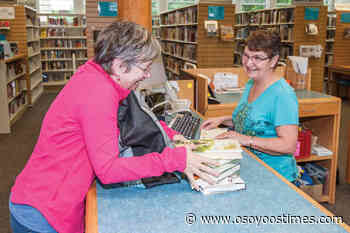 Okanagan Regional Library branches opening soon - Osoyoos Times - Osoyoos Times