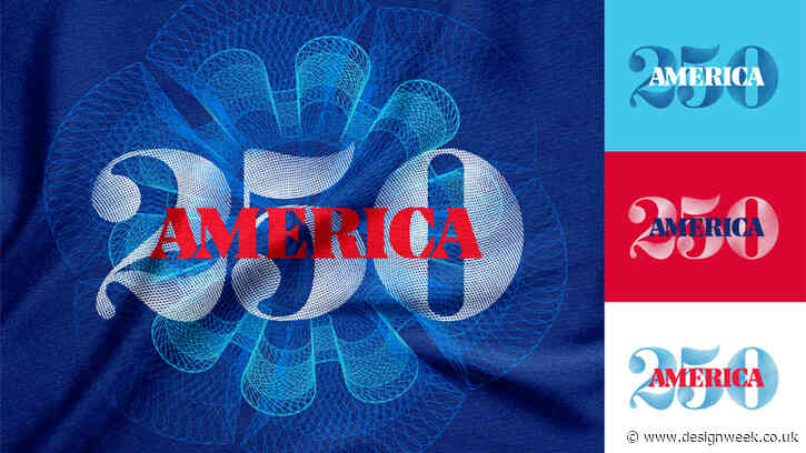 "America's 250th birthday brand seeks to unite a ""divided"" country"