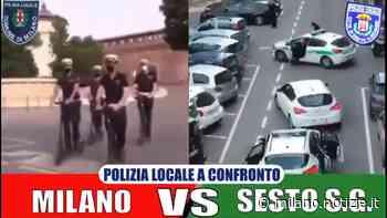 Polizia di Sesto San Giovanni, il discusso spot del sindaco - Milano Notizie.it