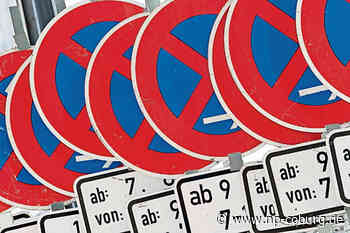 Ebern: Parkplatz ist ab Montag gesperrt - Neue Presse Coburg