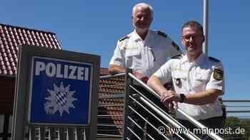 Polizei Ebern verzeichnet Spitzenwert bei der Aufklärungsquote - Main-Post