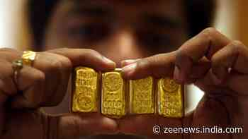 Gold jumps Rs 237 to Rs 49,022 per 10 gram