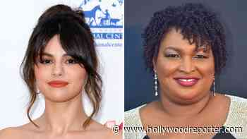 """Stacey Abrams on Taking Over Selena Gomez's Instagram: """"We Had a Thoughtful Conversation"""" - Hollywood Reporter"""