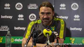 LIVE: Daniel Farke's pre-Brighton press conference