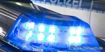 Sangerhausen: Polizei führt Razzia in Heim für Obdachlose durch - Drogen gefunden - Mitteldeutsche Zeitung