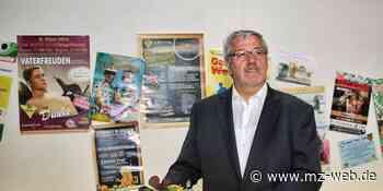 Sangerhausen: Michael Lehne übergibt Edeka-Märkte an seine Kinder - Mitteldeutsche Zeitung