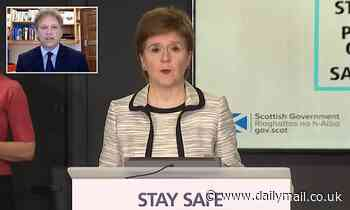 "Nicola Sturgeon Beats Grant Shapps over ""Shambolic"" Vacation Plans for ""Airlift"""