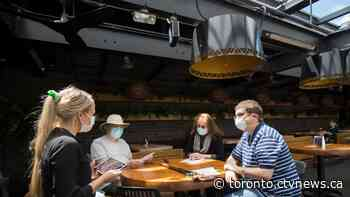 Ontario amends emergency order to permit some covered outdoor dining areas