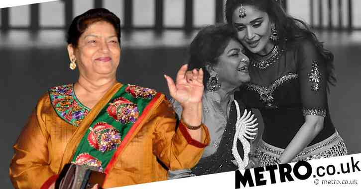 Bollywood mourns when the iconic Saroj Khan dies at the age of 71