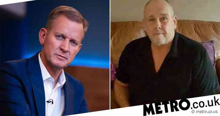 Jeremy Kyle show guest Steve Dymond died of a morphine overdose