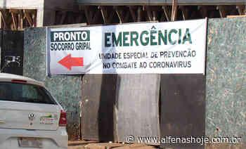 2° hospital de campanha será instalado no HSC - Alfenas Hoje