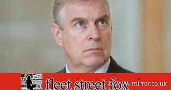 Going to the pub will be about as much fun as hanging out with Prince Andrew
