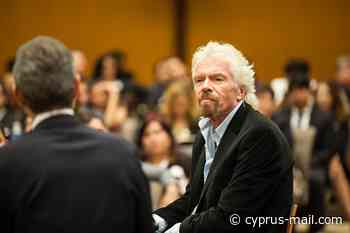 Sir Richard Branson scrambles to save Virgin empire - Cyprus Mail