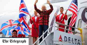 Richard Branson set to pump £200m into Virgin Atlantic - Telegraph.co.uk