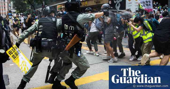 Hong Kong journalists and lawyers scramble to adapt to security law