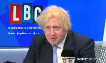 Boris Johnson urges reluctance as the pubs reopen tomorrow at 6 a.m.