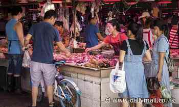 China promises to phase out live poultry trade in wet markets due to COVID-19