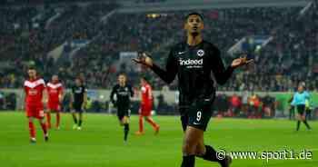 Eintracht Frankfurt fehlen sechs Millionen Euro aus Haller-Transfer - SPORT1