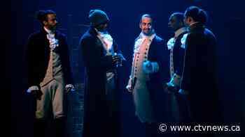 Movie reviews: 'Hamilton' film doesn't need flashy cinematic theatrics to bolster original show