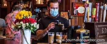 Réouverture des bars: appels à respecter les mesures sanitaires