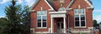 Bracebridge Public Library Circulation Decrease - Increase in Technology Use - Hunters Bay Radio