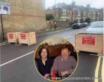 Petition to remove barriers in Manor Lane Terrace Lee Green