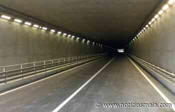 Túnel do aeroporto em Vila Nova da Telha reabre esta sexta-feira - Notícias Maia