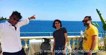 ll sole e l'azzurro di Giorgia illuminano il mare di Gallipoli - La Gazzetta del Mezzogiorno