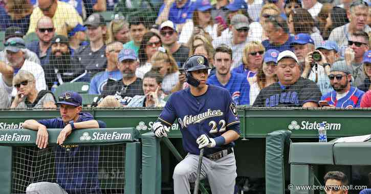 OOTP 21 Brewers Season Sim: Perfectly average at the halfway point