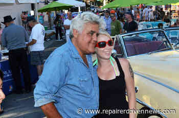 Auction of Jay Leno's garage tour to benefit Collision Repair Education Foundation - Repairer Driven News